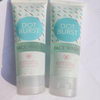 Face Wash Emina dot burst 60ml