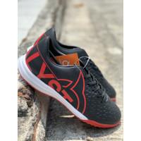 Sepatu futsal Ortuseight original CATALYST BASILISK IN hitam new 2020