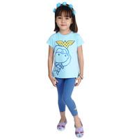 KIDS ICON - Set Anak Perempuan JUSTICE LEAGUE 03-36 bulan- JG7K0400200