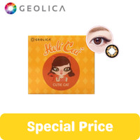 Special Price HoliCat Softlens Cutie Brown - 00.00