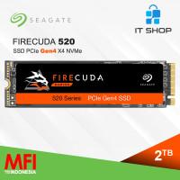 Seagate SSD FireCuda 520 - 2TB