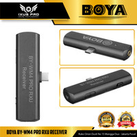 BOYA BY-WM4 Pro RXU Receiver Unit for USB Type-C Devices