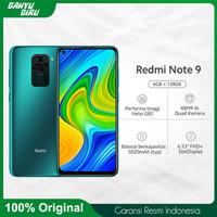 Redmi Note 9 6/128 GB Garansi Resmi