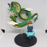 figure dragon ball goku kid kintoun and shenlong