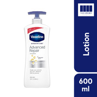 Vaseline - Body Lotion Intensive Care 600ml UNSCENTED