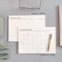 The Times Weekly Monthly Planner Memopad - Kertas Catatan - Memo