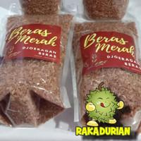 Beras Merah organik sosoh super 1kg