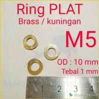 Ring Plat M5 - Kuningan