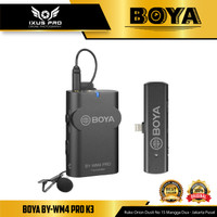 BOYA BY-WM4 PRO-K3 Digital Wireless Omni Lavalier Microphone