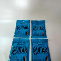 senar gitar elektrik orphee 009 RX 15/akustik electrik