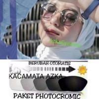 KACAMATA FASHION WANITA TERBARU GRATIS LENSA PHOTOCROMIC GREY