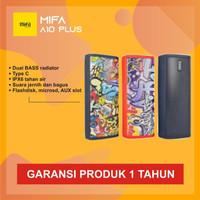 Mifa A10 PLUS Speaker A10+ Bluetooth Portable 20W IPX7 waterproof TWS