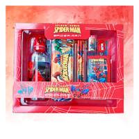 kotak pensil spiderman set botol v2