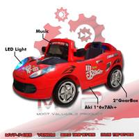 PROMO MVP7433 Venom Mainan Anak Mobil Mobilan Aki MVP - Merah