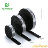 FLOVEME Circle Velcro Strap Cable Winder Organizer Original 1m/3m/5m