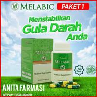 Melabic Original BPOM Obat Herbal Diabetes Menstabilkan Gula Darah