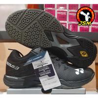 Sepatu Badminton YONEX AERUS 3 MEN - Warna Hitam