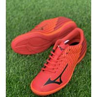 Sepatu Futsal mizuno original Basara sala club red orange 2019
