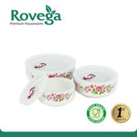 Rovega Glass Vacuum Sealing Container GBS porcelain 550RND3