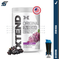 Scivation Xtend BCAA 30Serv 30 Serving Servings