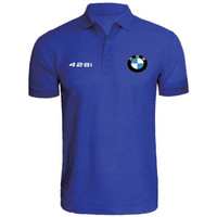 Kaos Polo Shir Baju Kerah Distro 428i BMW 428 i polos custom indonesia