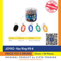 Joyko - Key Chain - KR 8 (1 carton = 4 drums)