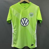Jersey Sepak Bola Wolfsburg Home 2020-2021 - S