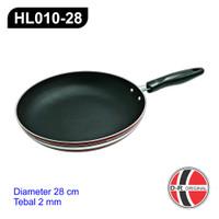 HL01028 Wajan Anti Lengket 28CM / Non Stick Frypan / Panci