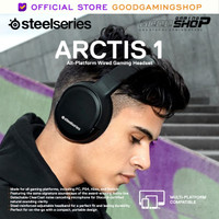 SteelSeries Arctis 1 - Multi-Platform Gaming Headset