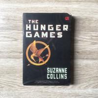 Buku Novel Suzanne Collins - The Hunger Games