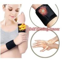 Sabuk Terapi Pemanas Pergelangan Tangan Magnetic Theraphy Self Heating