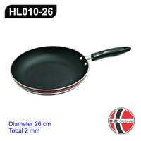 HL01026 Wajan Anti Lengket 26CM / Non Stick Frypan / Panci