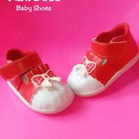 Sepatu Anak Perempuan Bunyi cit cit umur 1 sampai 2 tahun Baby shoes