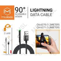 Mcdodo Kabel Data iPhone Lightning Gaming 2A Fast Charging CA-627