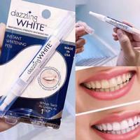 Pemutih Gigi Dazzling White Instant Teeth Whitening Gel Pen Peroksida