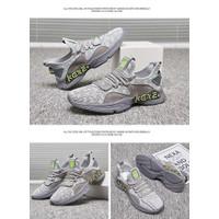 Sepatu Pria Sport Redzeal Sepatu Lari Pria Boost - Hitam, 40