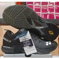 Sepatu Badminton YONEX Power Cushion Aerus 3 GO - Black