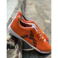 sepatu futsal ortuseight original RAPTOR IN orange new 2020