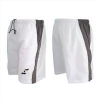 Celana Pendek Olahraga CP 195 Putih Lari Futsal Bola Kasual
