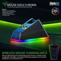 Razer Mouse Charging Dock with Chroma RGB