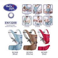 Baby Safe Hip Seat - Gendongan Bayi 3 in 1