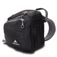 Tas Eiger Synchronic Camera Shoulder Cross Body Bag Black ORIGINAL