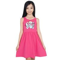 KIDS ICON - Dress Anak Perempuan CURLY 04-12 Tahun - PY500900200