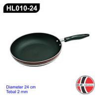 HL01024 Wajan Anti Lengket 24CM / Non Stick Frypan / Panci