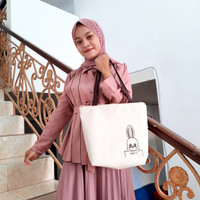 Fashion Bag Korea Rabit Tas Fashion Wanita Model Kelinci Shoulder Bag