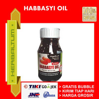 Habbatussaudah Kapsul Habbasyi Oil Murni 210 Kapsul