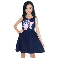KIDS ICON - Dress Anak Perempuan MY LITTLE PONY 04-12 thn- PY500700200