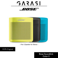 Bose Soundlink Color II 2 Bluetooth Speaker Original