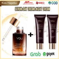 Kosmetik You Golden Age 3 in 1 Refining Serum /Day&Night Cream 18gr