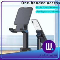 Lariswish Folding Desktop Phone Stand Holder / Stand Handphone - Putih